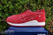 ASICS GEL RESPECTOR SZ 14 4TH OF JULY INDEPENDENCE PACK RED WHITE H6U3L 2525