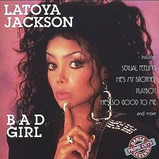 Bad Girl by La Toya Jackson (CD, Apr-2007, St. Clair)