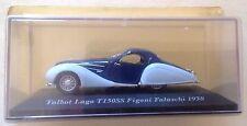 TALBOT LAGO T150SS FIGONI FALASCHI 1938  IXO 1/43 Neuf en boite    H41