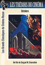 DVD Les Trésors du Cinéma : Cinéma Russe : Eisenstein - Octobre