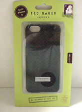 Ted Baker Apple iPhone 6 Phone Cover, Black, Brand New