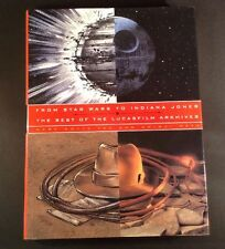 Chronicle Books FROM STAR WARS TO INDIANA JONES hardback 1994 First Edition 265Y