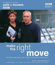 Safe as Houses: Make the Right Move,VERYGOOD Book