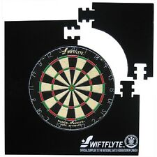 SWIFTFLYTE  DARTBOARD SURROUND 4 PIECE SQUARE