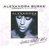 Alexandra Burke - Overcome (+DVD, 2011)