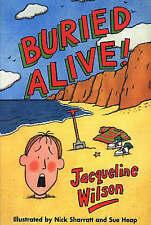Enterrado Vivo! por Jacqueline Wilson (de Bolsillo, 1999)