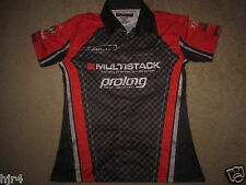 Multistack Racing NHRA Jersey Shirt womens M medium