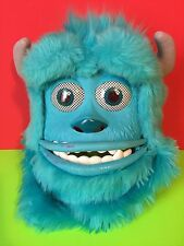 Disney Pixar Monsters Inc Blue Sully Mask Child's Size Halloween Mask