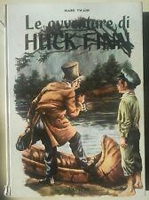 Le avventure di Huck Finn - Mark Twain - 1969, Capitol - L