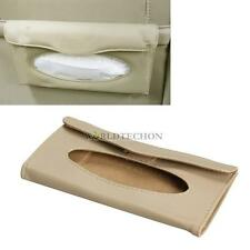 Paper Towel Napkin Holder Box Tissue Case Cover for Car Sun Visor  WT7n