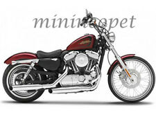 MAISTO 32324 2012 HARLEY DAVIDSON XL 1200V SEVENTY TWO MOTORCYCLE 1/12 RED