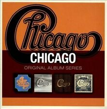 Original Album Series by Chicago (CD, 2013, 4 Discs, Rhino Flashback (Label))