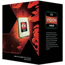 AMD FX-8350 Black Edition Vishera 8-Core 4.0GHz Socket AM3+ (FD8350FRHKBOX )