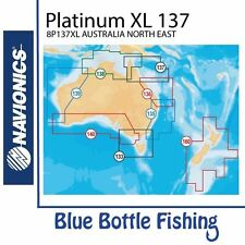 Navionics - Platinum Plus Chart 8P137XL - NE Australia with Fish Data Layer