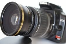 Wide Angle Macro Lens for Canon Eos Digital Rebel 58mm T6 5 i sl1 18-55 55-200mm