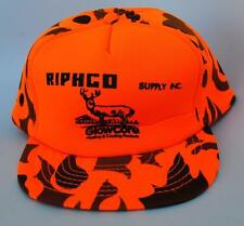 """RIPHCO SUPPLY INC"" ""Glowcore Heating & Cooling Products"" PA OSFA Baseball Cap"