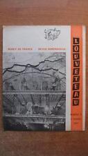 SCOUTISME / REVUE LOUVETEAU N° 3 FEVRIER 1960 - SCOUTS DE FRANCE