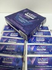 4 pouches 8 strips Crest 3D Luxe Whitestrips Whitening Professional Effect USA