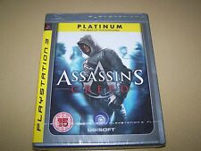 Assassin's Creed - Platinum Edition (Sony PlayStation 3, 2008)**New & Sealed**