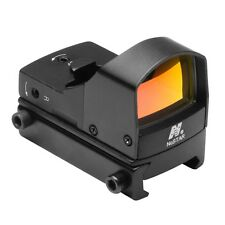NcStar DDAB Micro Red Dot Sight Reflex Optic with On/Off Switch