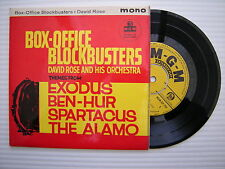 Box-Office Blockbusters - Themes From, Exodus, Ben-Hur, Spartacus, The Alamo 754