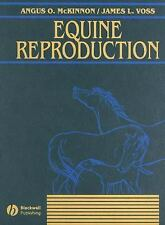 Equine Reproduction by Angus O. McKinnon and James L. Voss (1995, Hardcover)