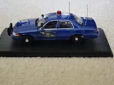 Michigan State Police Ford Crown Vic Car 2007 First Response CUSTOM!!!
