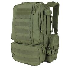 Condor 169 OD GREEN Convoy Outdoor Pack MOLLE Modular Backpack Bail Bug Out Bag