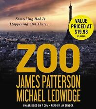 Zoo by James Patterson and Michael Ledwidge (Hardcover)