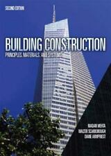 Building Construction: Principles Materials & Systems 2nd Int'l Edition