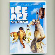 Ice Age 2: The Meltdown 2006 PG animated family movie, mint DVD, Ray Romano