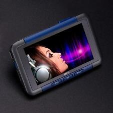 "8GB Slim MP3 MP4 MP5 Music Player w/ 4.3"" HD LCD Screen FM Radio Video Movie New"