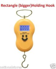 50Kg Big Handle Digital/Electronic Hanging/Luggage Weighing Kitchen Scale 4 home