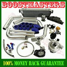 T3T4 Turbo Kits intercooler Wastegate Cast Iron Manifold 97-06 Audi A4 Passat