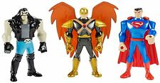 Justice League Action Mighty Minis 3 Pack - Superman, Lobo and Hawkman *NEW*