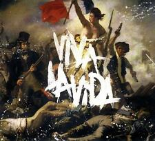 Viva la Vida by Coldplay (1 CENT CD, Jun-2008, Capitol)