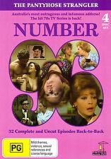 Number 96: The Pantyhose Strangler (DVD, 2008, 4-Disc Set) 32 Episodes