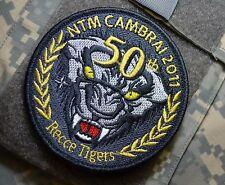 NTM NATO TIGER MEET 2011 CAMBRAI VELCRO® SSI: NTM Recce Tigers 50th Anniversiary