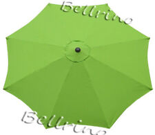 SAGE GREEN - Umbrella Canopy 9 FT 8 Ribs Top Patio Market  Replacement Cover
