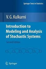 Introduction to Modeling and Analysis of Stochastic Systems (Springer Texts in S
