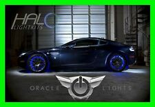 BLUE LED Wheel Lights Rim Lights Rings by ORACLE (Set of 4) for CHEVY MODELS 2