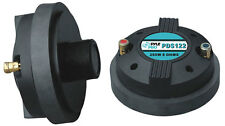 Pyle-pro Pds122 250 Watt 1.5-inch Titanium Compression Horn Driver (screw-on Ty