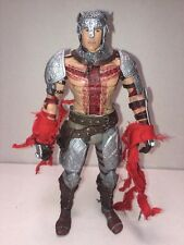 Neca DANTE Basic Series DANTE'S INFERNO Video Game Figure 2010 7in. #0355