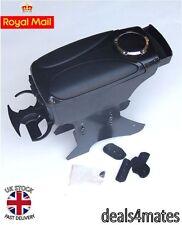 Black Armrest Arm Rest Console for RENAULT CLIO MEGANE LAGUNA MODUS ESPACE BOXED