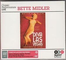 Bette Midler - Diva Las Vegas-Sight & Sound (CD/DVD)