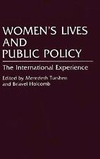 Women's Lives and Public Policy: The International Experience (Contributions in