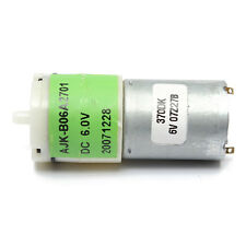 New 3V-6V DC 370 High-power Small Mini Micro Air Motor Pump Aquarium Air Vacuum