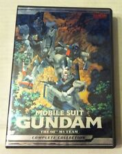 Mobile Suit Gundam: The 08th MS Team - Complete Collection (DVD, 2005, 5-Disc)