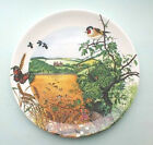 Wedgwood Plate COUNTRY PANORAMA Village in the Valley