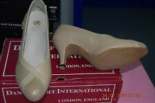 Oyster DSI ballroom/latin dance shoes - size  UK 4